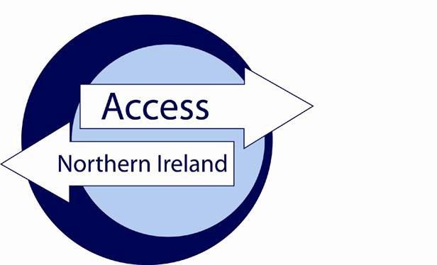 Access Northern Ireland logo